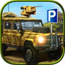 Activities of Army - Parking - Simulator