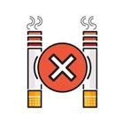 101 jours pour arrêter de fumer des cigarettes icon
