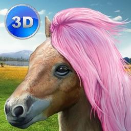 Pony Survival Simulator 3D Full