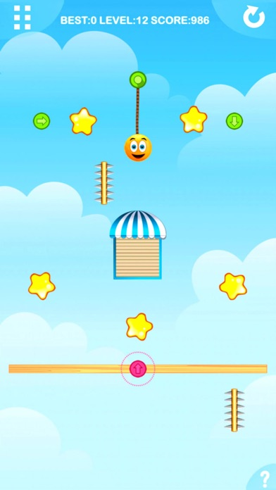 Gravity Orange 2 screenshot 8