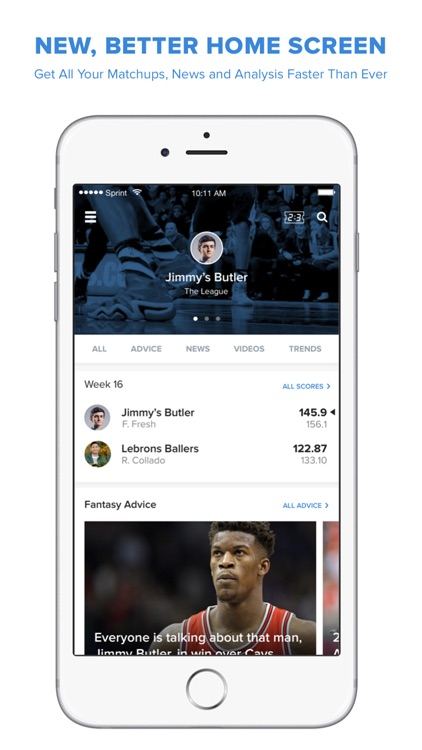 CBS Sports Fantasy Football, Baseball & Basketball