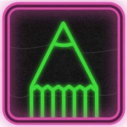 Neon Draw!