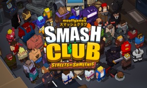 Smash Club Streets of Shmeenis
