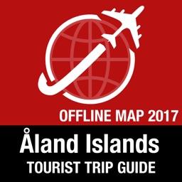 Åland Islands Tourist Guide + Offline Map