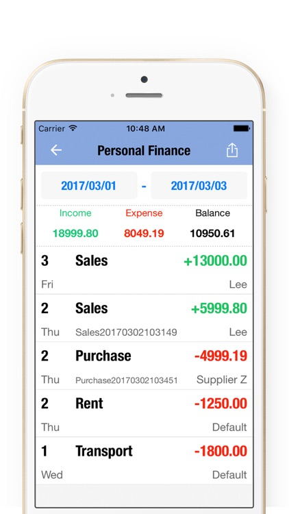 Daily Sales Tracker 3 + Inventory Tracker & Manage screenshot-4