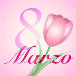 8 de Marzo Día Internacional de la Mujer stickers