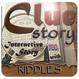 Clue Story - Interactive Novel with Riddles