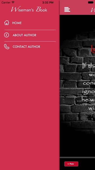 Screenshot for Wiseman's Book in Jordan App Store