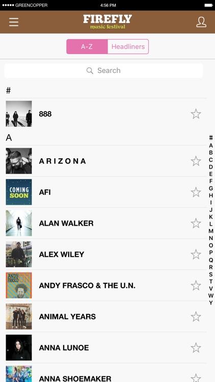 Firefly Music Festival screenshot-3