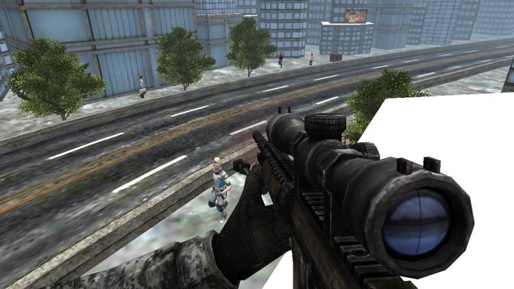 Counter SWAT Sniper Shooter Strike Games 3d screenshot-3
