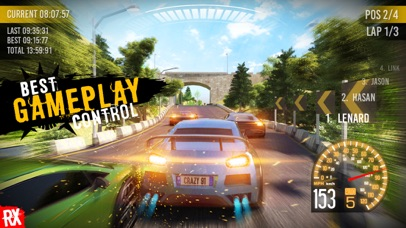 Extreme Asphalt : Car Racing screenshot 1