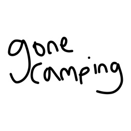 Camping sticker pack - camp stickers for iMessage