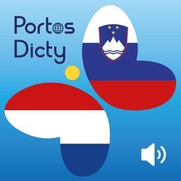 PortosDicty useful Dutch Slovenian phrases with native speaker audio