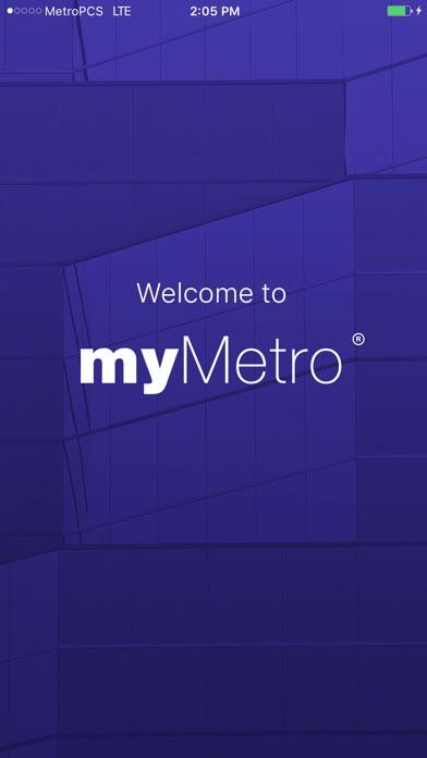 MyMetro for Windows