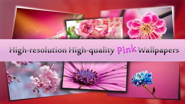 Wallpapers - Pink Edition Pro screenshot-3