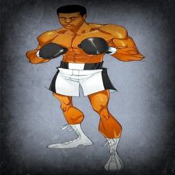 Trivia for Muhammad Ali - Professional Boxer Quiz