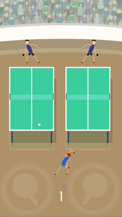 Dual Tennis screenshot-2
