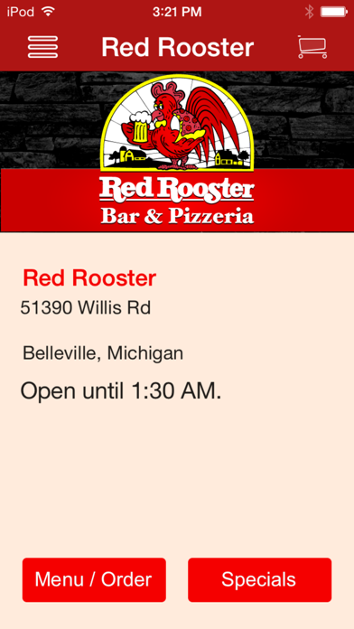 Red Rooster screenshot one