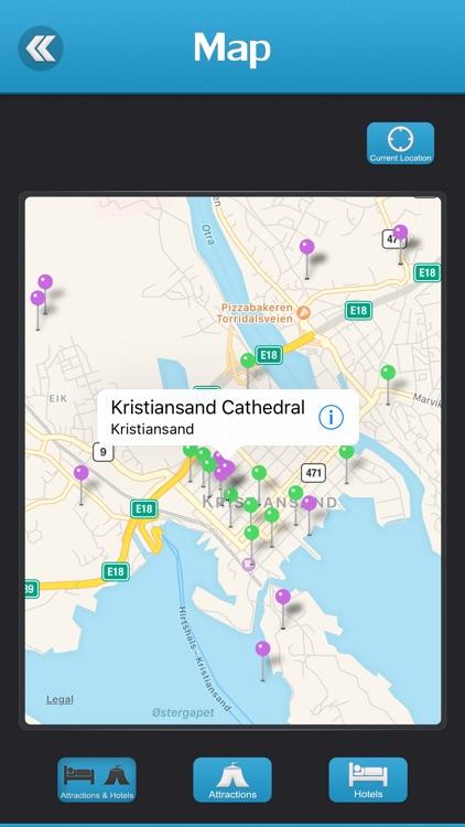 Kristiansand Travel Guide screenshot-3