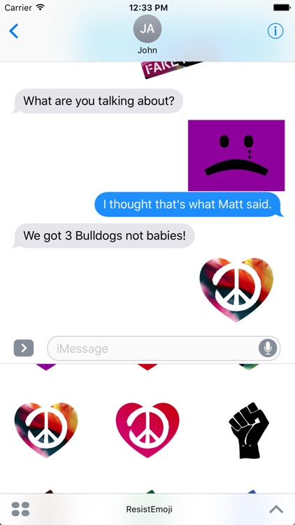 ResistEmoji screenshot-4