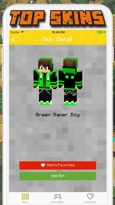 Boy & Girl Skins for Minecraft PE - Pocket Edition screenshot four