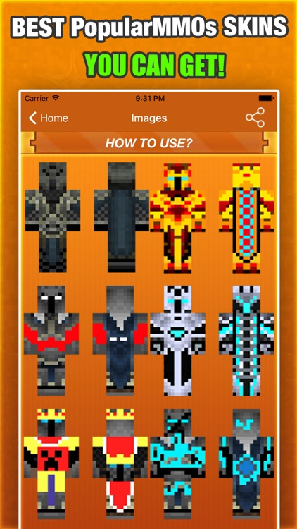 PopularMMOs & Jen SKINS FREE For Minecraft PE & PC screenshot-2