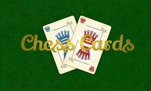 Chess Cards Game Limited Edition