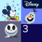 App Icon for Disney Stickers: Winter Bundle App in Mexico IOS App Store