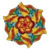 魔法の曼荼羅の塗り絵 - iPhoneアプリ