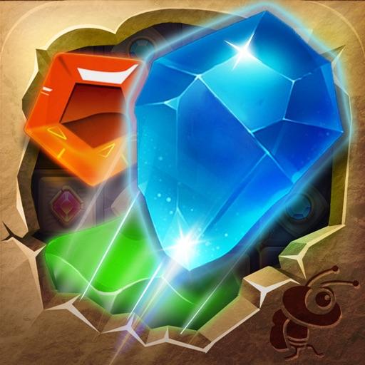 Stone puzzle IQ