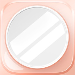 Pocket Makeup Mirror-Fullsceen mirror for makeover
