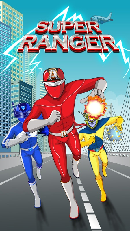3 Minutes to Hack Cute 7 Rangers Dress up Superhero Creator