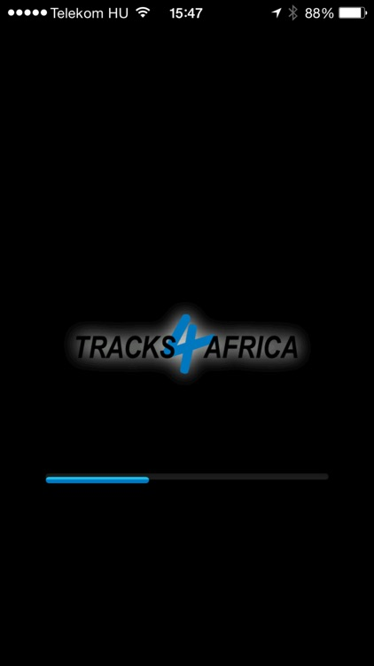 Tracks4Africa Navigator screenshot-0