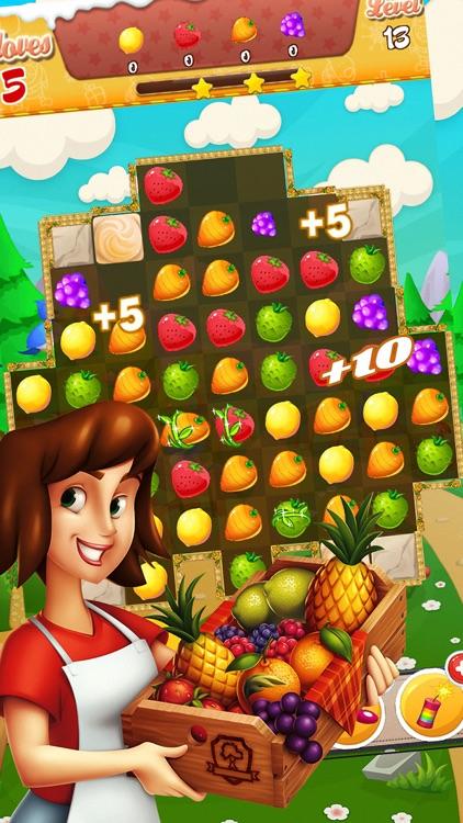 Fruit Candy Paradise screenshot-4