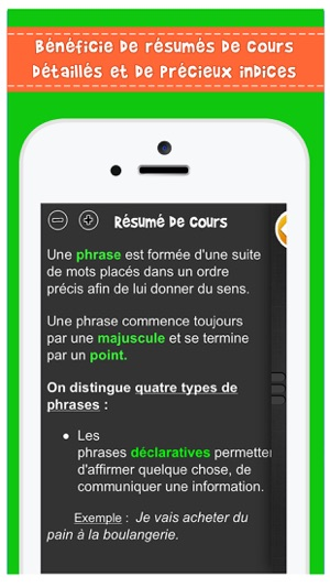 ITooch Ecole Primaire On The App Store
