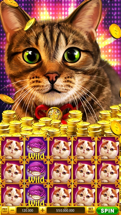 Royal Slots - Vegas Casino Fun Slot Machines screenshot-3