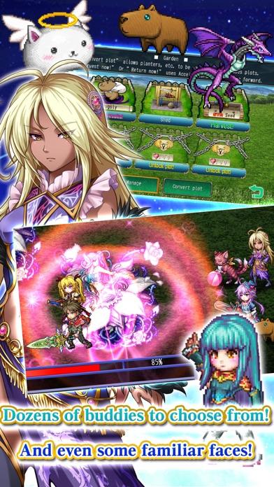 Screenshot from RPG Asdivine Hearts 2