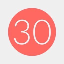 Squats - 30 Days Workout Plan