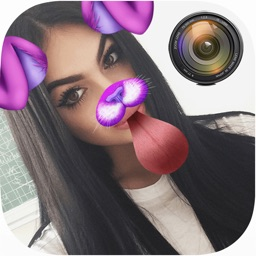 Dog Face Filter Effects Video