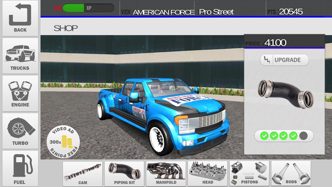 Diesel Drag Racing Pro - Online Game Hack and Cheat   Gehack com