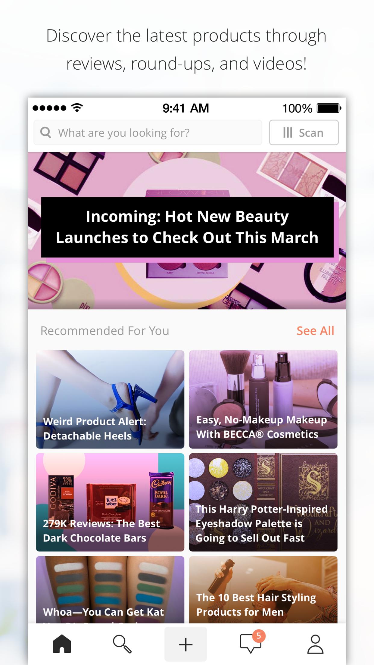 Influenster - Reviews & Deals Screenshot