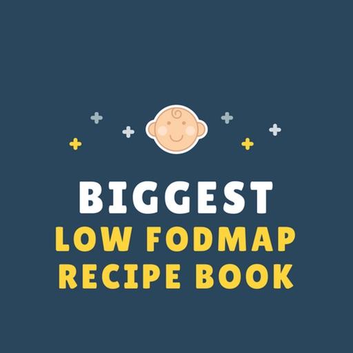 Biggest Low FODMAP Recipe Book
