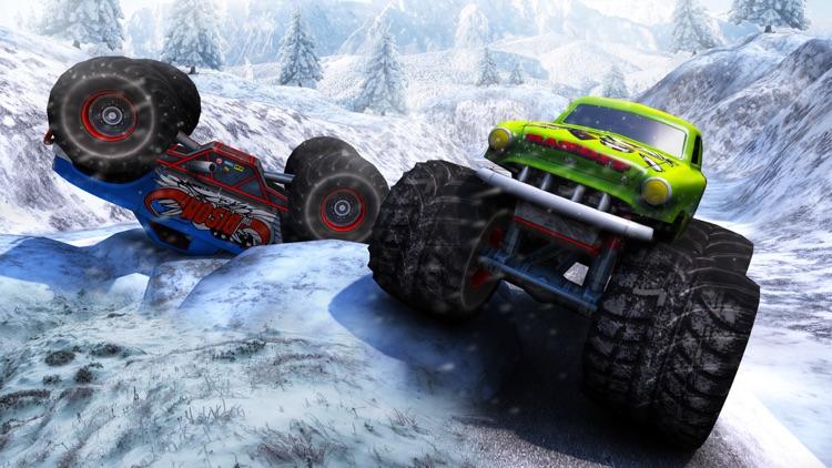 Monster Truck Racing Legend -  Speed Racer 2017 screenshot-3