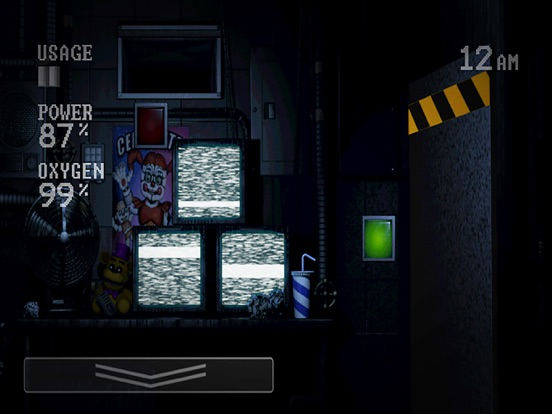 Five Nights at Freddy's: Sister Location iPad