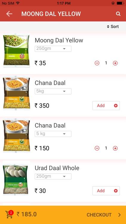 GroceryBaskets screenshot-4