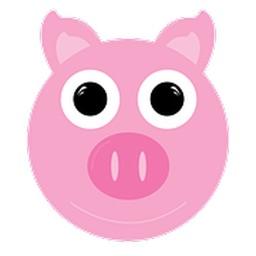 Piggy Sticker Pack!
