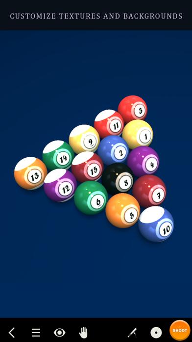 Pool Break Lite - 3Dビリヤードやスヌーカーのおすすめ画像3
