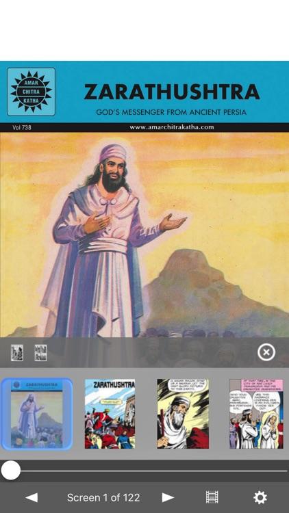 Zarathushtra-Founder of Zoroastrianism-ACK