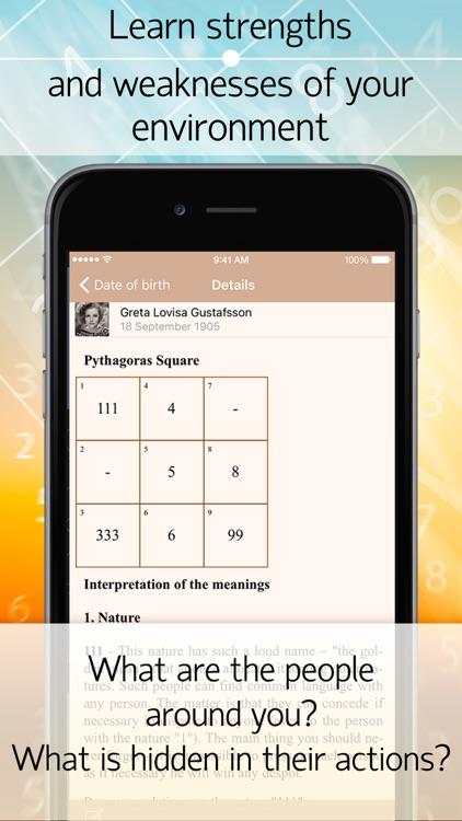 Numerology. Hidden Power of Numbers screenshot-4