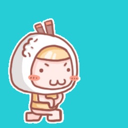 Animated Bun-Brother Stickers For iMessage